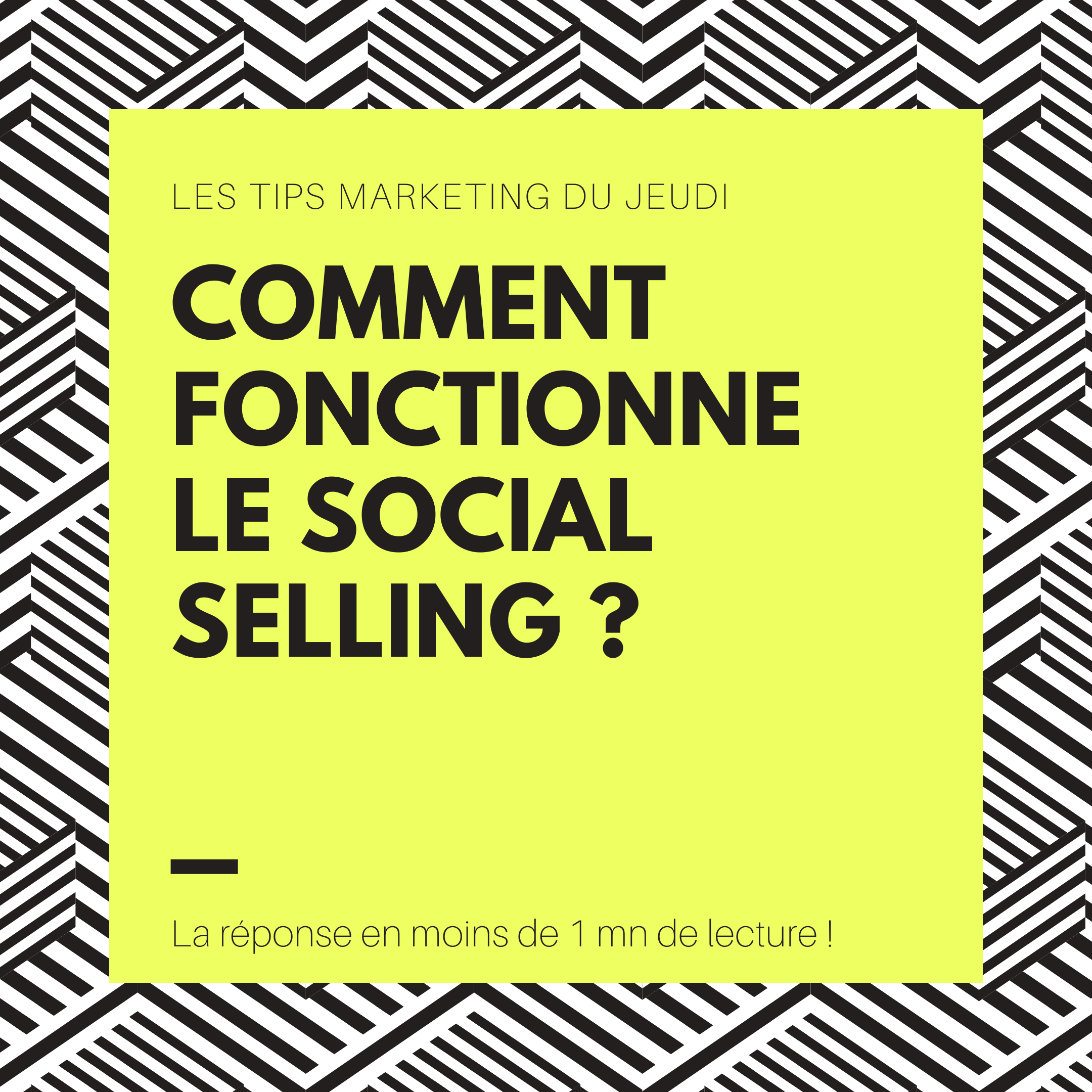 Tips Marketing Du Jeudi – Comment Fonctionne Le Social Selling ?
